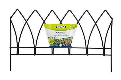 Tenax 3A021128 Goticdeco' Bordura Per Giardini Ad Arco Gotico