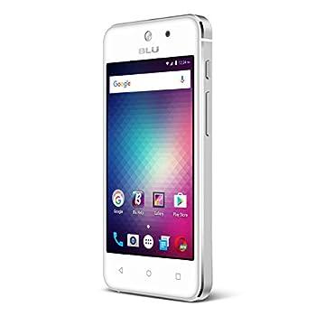 Blu vivo 5 Mini - 4.0  Smartphone Factory unlocked Aluminum design Silver