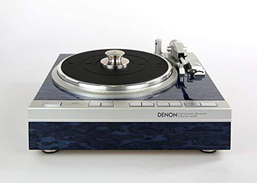Restaurierter & Modifizierter Denon DP-47F Plattenspieler Vollautomat Limited Edition
