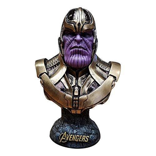 Zhang Li Li Marvel Thanos Model Statue - The Avengers 4