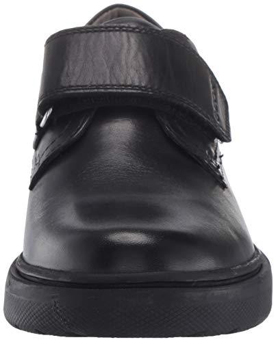 Geox Boy's J Riddock G Low Top Sneakers, Black Black C9999, 5 UK