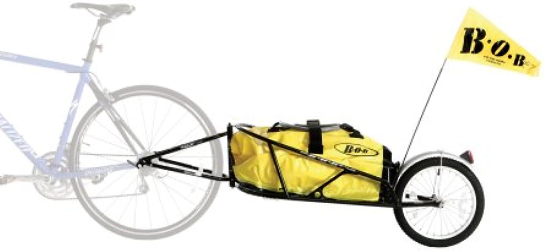 BOB Yak Plus Bike Trailer with Dry Sak