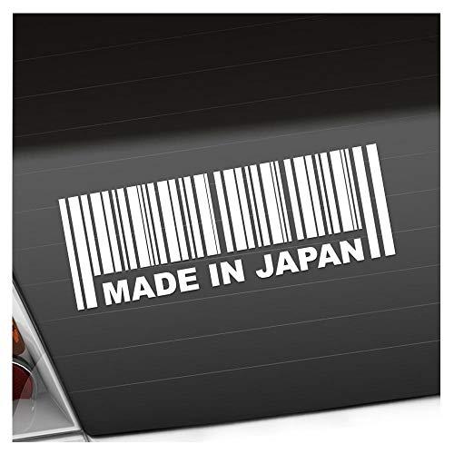 Kiwistar Made in Japan 20 x 7 cm IN 15 Farben - Neon + Chrom! Sticker Aufkleber