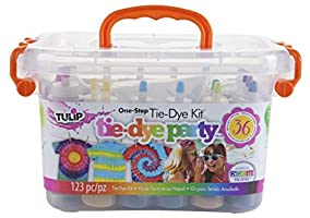 Tulip 34723 One-Step Tie Dye Party Kit
