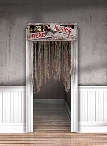 "HALLOWEEN Zombie""Dead Inside"" TàÅ""RVORHANG"