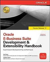 Oracle E-Business Suite Development & Extensibility Handbook (Oracle Press)