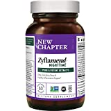 New Chapter Sleep Aid – Zyflamend Nighttime for Sleep Support with Turmeric + Valerian Root + Lemon Balm + Holy Basil , Vegetarian Capsules, 60 Count