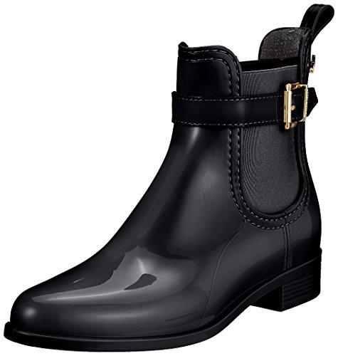 Lemon Jelly Damen Garda Chelsea Boots, Schwarz (Black), 41 EU