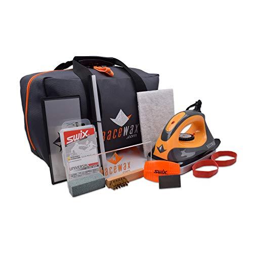 RaceWax Universal Ski Snowboard Wax Tuning Tool Kit