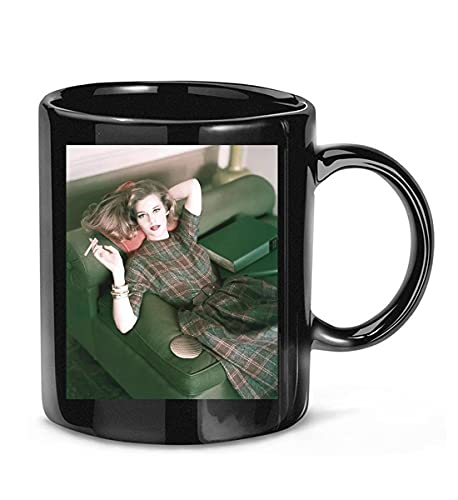 BIROTYMAKHI #Cat Ballou Popular Movie #Jane Fonda Actress #Michael Callan Image Coffee Mug for Women and Men Tea Cups