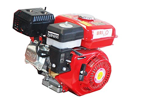 Bricoferr BFJ168F Motor 170F a gasolina para motoazada