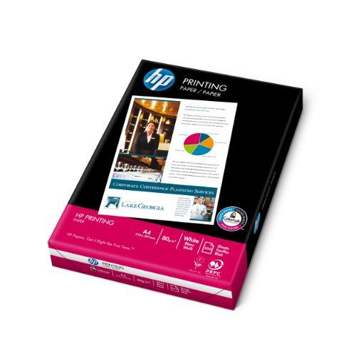 Hewlett-Packard CHP210 Druckerpapier HPPrintingPaper 80 g/m², A4 500 Blatt weiß