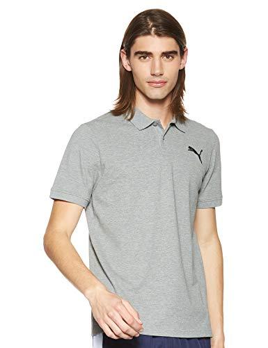 Puma - 851759 - T-Shirt - Homme - Gris (Medium Gray Heather/Cat) - M