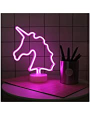 Roze decoratieve nachtlampje voor Kerstmis Gift