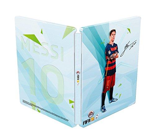 Fifa 16 Steelbook - für Playstation 3 & 4 - Xbox 360 & One - und PC geeignet (Ohne Datenträger / Spiel)