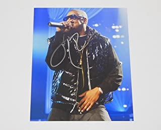 Jay-Z Watch the Throne Hand Signed Autographed 8x10 Glossy Photo Loa