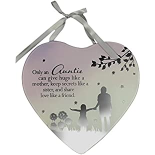 Reflections From The Heart Mirror Plaque - Auntie:Amedama