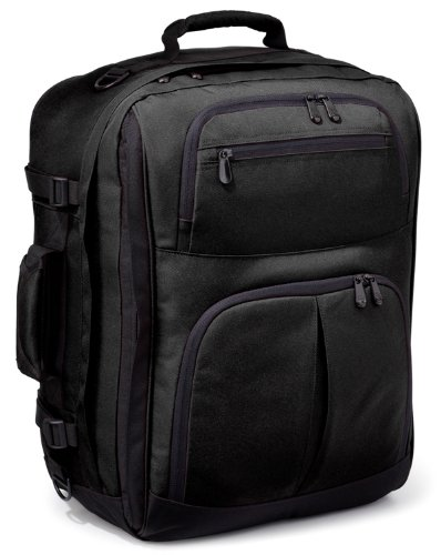 Rick Steves Convertible Carry On,Black,One Size