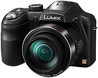 Panasonic Lumix DMC LZ40 20MP Digital SLR Camera (Black) with 42x Optical Zoom