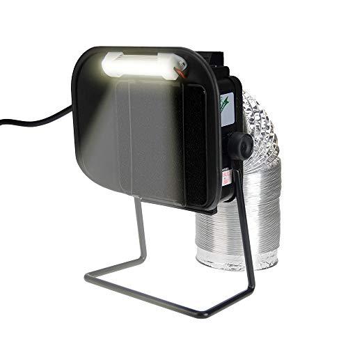 ventilador extractor fabricante Aoyue