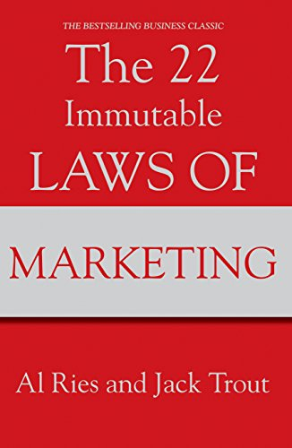 Ries, A: 22 Immutable Laws Of Marketing