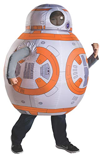 STAR WARS VII Deluxe BB-8 Inflatable Child Costume One Size