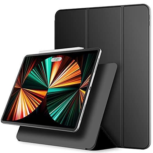 JETech Funda Magnética iPad Pro 12,9 Pulgadas, 2021/2020/2018 Modelo, Soporte de Apple...