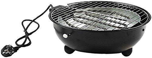 Elektrische tafel barbecue zwart (DSS-DS03023-ZWART)
