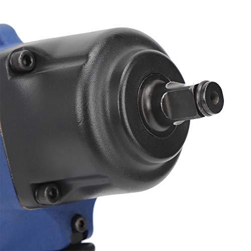 Taladro de impacto, llave de impacto neumática, KP-512 para la industria doméstica, garaje, automoción(KP-5121)