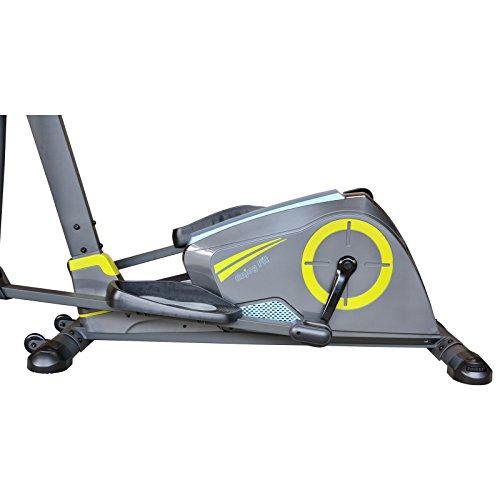 EnjoyFit® Crosstrainer Heimtrainer Ergometer Bild 2*