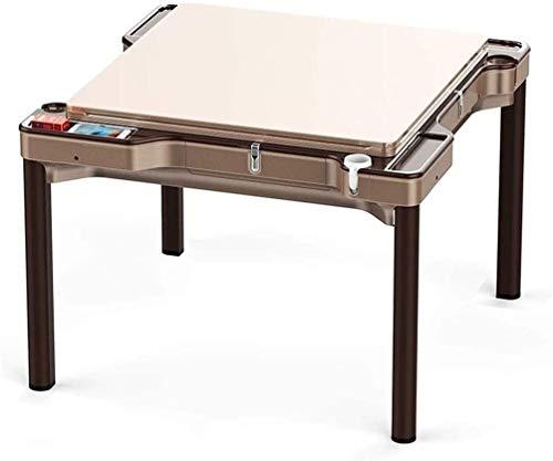 El más nuevo Mahjong Table Máquina automática Mah Jong equipada con carga...