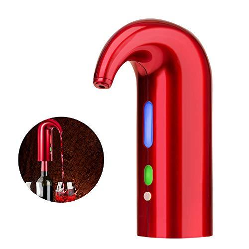 BLUE CHARM Decanter elettronico/a Ossigeno ad Alta Pressione/decantatore Magnetico/decantatore rapido Elettrico Intelligente/separatore alcolico Intelligente/Decanter Vino