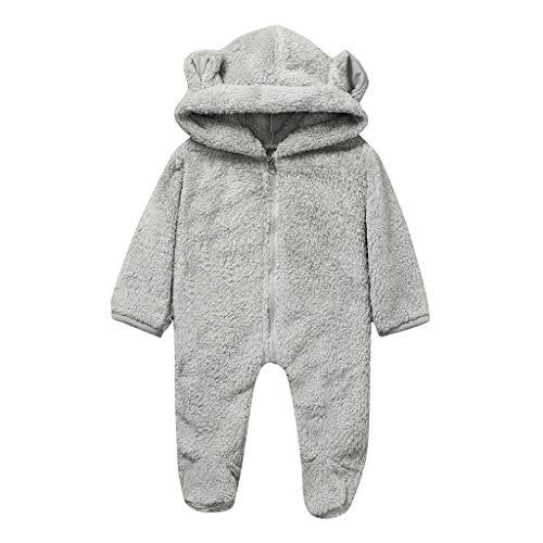 Schlafsäcke für Baby-Jungen, Baby Erstausstattung Unisex, Neugeborenes Baby Wickeln Swaddle Decke (60(0-6 Months), Gray)