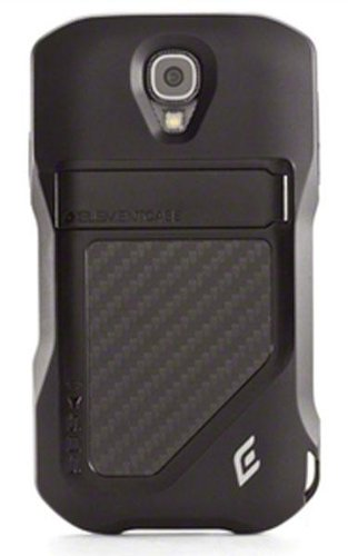 Element Case - Carcasa para Samsung Galaxy S4, color negro