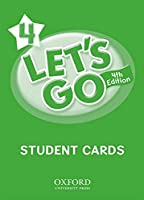 Let's Go 4/E: 4 Student Cards