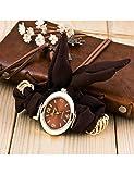MARRY Damenuhr Armbänder Für Frauen Mode Niedliches Armband Weibliche Uhr Stoff Wickel Armbanduhr Geschenk Für Männer Uhr, Bw