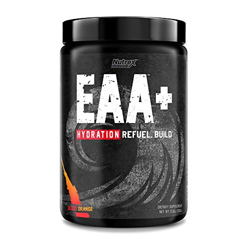 Nutrex Research EAA+ Hydration (30 Serv) Blood Orange, 0.39 kg