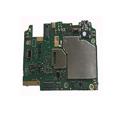 RKRXDH Celular Placa Placa Placa Abierta Fit For Xiaomi Redmi 4A Placa Base 32GB Circuito De Chipsets Apoyo Electrónico Multi Idioma teléfonos móviles Placa Base