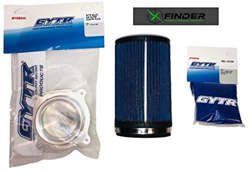 Yamaha Raptor 700 GYTR Hi-Flow Air Filter Kit- Genuine OEM, Includes...