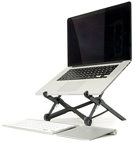 Roost Laptopständer - Verstellbarer und tragbarer Laptopständer - PC und MacBook Ständer - Made in USA