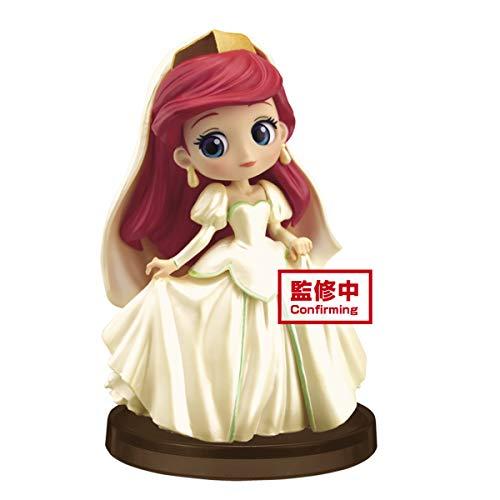 Banpresto – Figur Disney – Ariel Wedding Vol 2 Q Posket klein 7 cm – 4983164165432