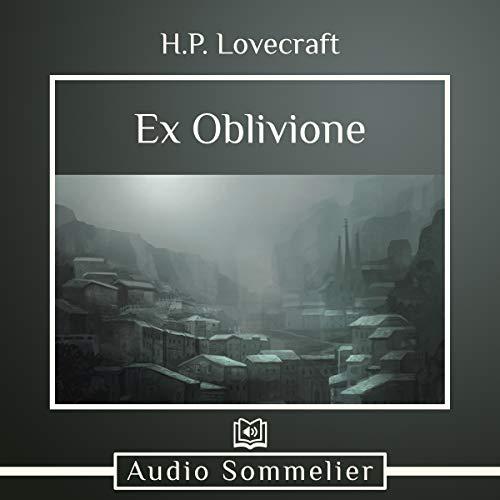 Page de couverture de Ex Oblivione