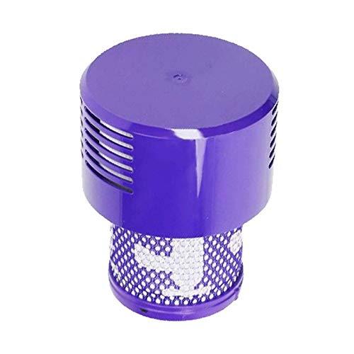 Unidad de filtro grande lavable adecuada para Dyson V10 Sv12 Cyclone Animal Absolute Total Clean Aspiradora inalámbrica, reemplace los accesorios de las barredoras de filtro (Color: 1pcs)