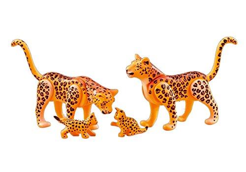 PLAYMOBIL 6539 Familia Leopardos En Bolsa Precintada