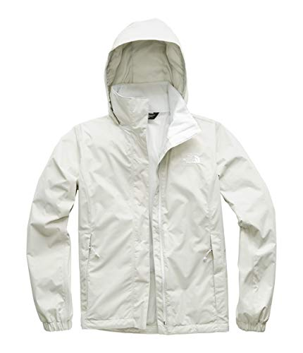 The North Face Women's Resolve 2 Jacket, Tin Grey, Large
