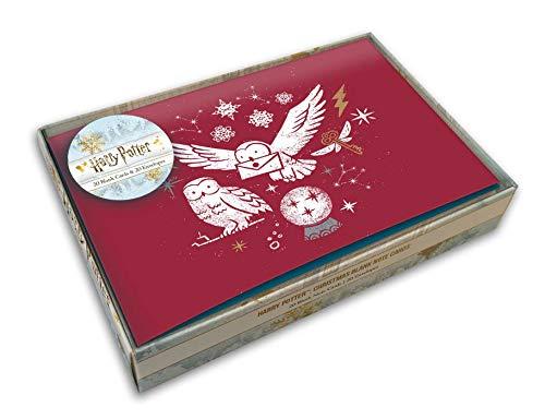 Harry Potter: Christmas Note Card Set