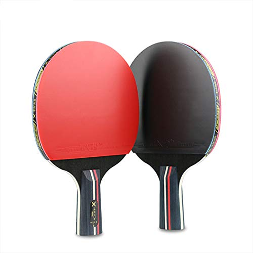 Sale!! HUATINGRHPP Ping Pong Table Tennis Ping Pong Paddle Racket Cover for Training Recreational Ra...