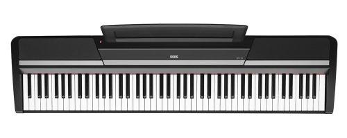 KORG SP170 BK Digitalpianos Tragbare Digitalpianos