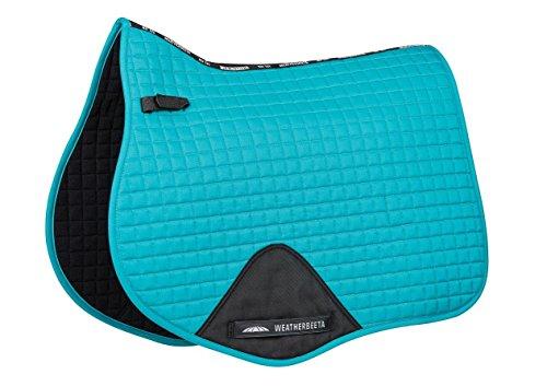 Weatherbeeta Prime All Purpose Saddle Pad Turquoise Full