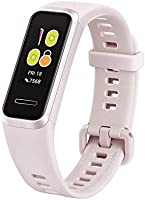 Huawei Band 4 Fitness Tracker - Pearl White (Pink)